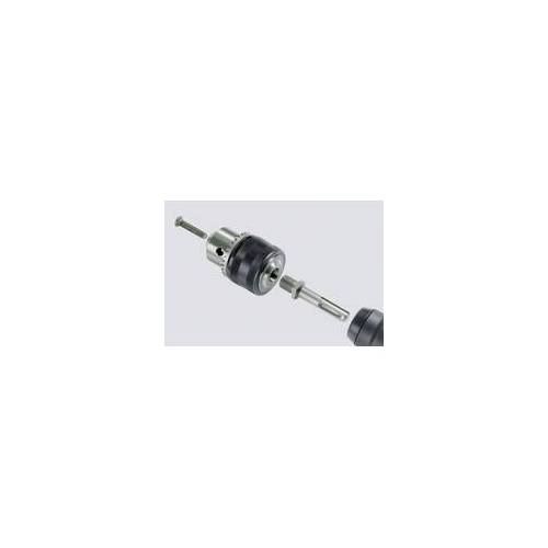 Wolfcraft SDS-Plus Set inkl. Bohrfutter Bohrfutterschlüssel, Bohrfutter-Adapter