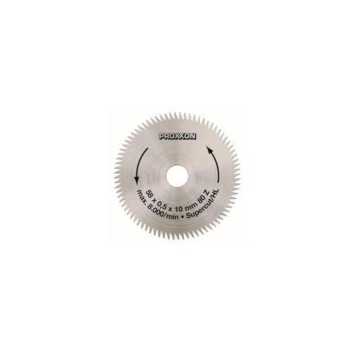 Proxxon Kreissaegeblatt Super Cut für KS 230, 80 Zähne, Ø: 58 mm