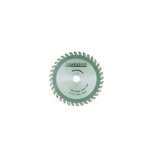Proxxon Micromot Kreissägeblatt 80 mm, 36 Zähne, HM