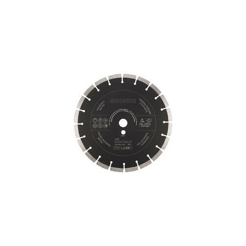 Rhodius Diamant Trennscheibe LD 40 300 x 10 x 2,5 x 25,40, für Stein