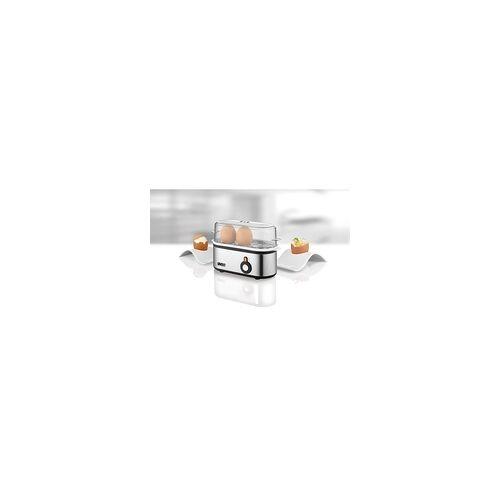 Unold Eierkocher Mini für bis zu 3 Eier