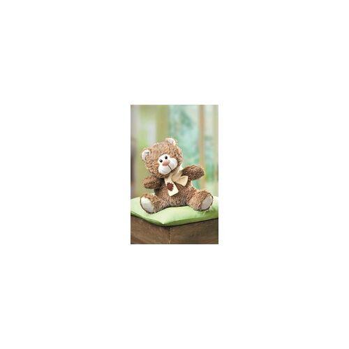 Glorex Kuscheltier Bär James ca. 22 cm zum Selberstopfen