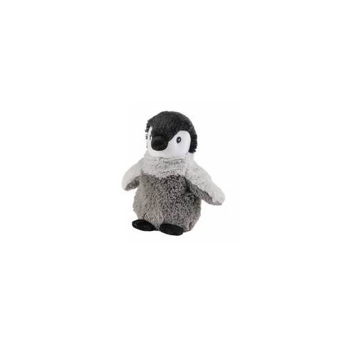 Greenlife Warmies Wärme-Stofftier MINIS Baby Pinguin schwarz/weiß/grau