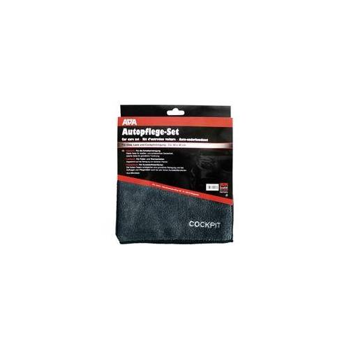 APA Autopflege-Set Mikrofasertücher 3 teilig