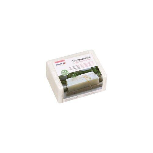 Glorex Glycerin-Seife Öko mit Aloe Vera opak 500 Gramm