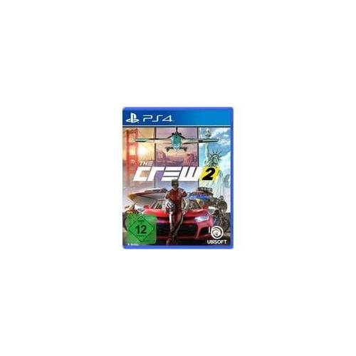 Sony PS4 Spiel The Crew 2 USK: 12