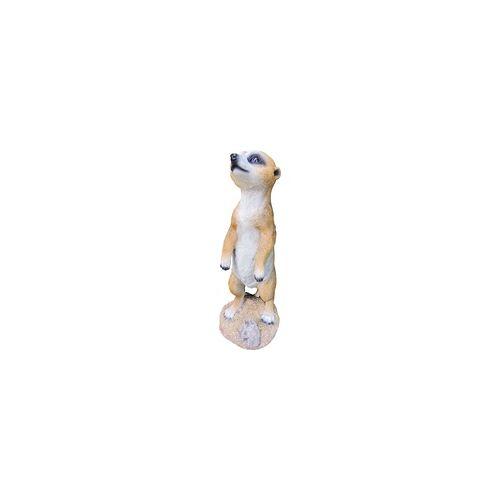 weitere Figur Erdmännchen Elma 27 x 11 x 11 cm
