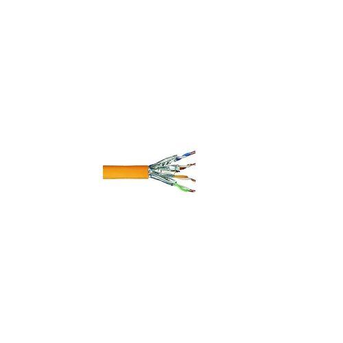 weitere Netzwerkkabel Cat 6 500 Mhz - 25 Meter, orange