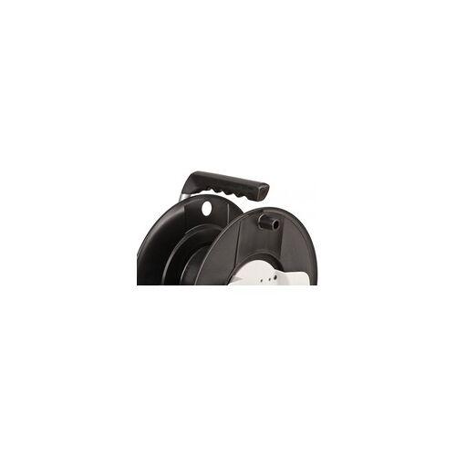 Brennenstuhl Garant Aufbewahrungstrommel leer aus Spezialkunststoff, schwarz