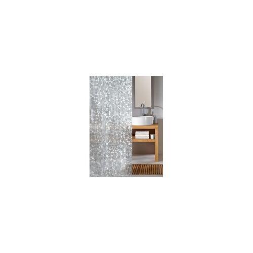 Kleine Wolke Duschvorhang Cristal clear, 180x200 cm