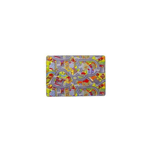 weitere Spielteppich Stadt 140 x 200 cm