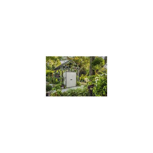 Keter Aufbewahrungsschrank High Store+ 140 x 73,6 x 170 cm