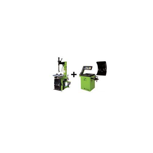 Zipper Reifenmontagemaschine und Reifenwuchtmaschine