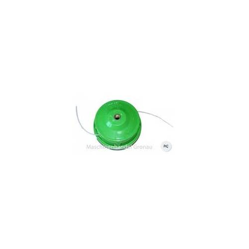 Zipper Ersatzfadenkopf für Motorsense, Gartenpflegeset