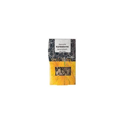 Steirerkraft - Steirische Kürbiskerne - Zimt Selection - 100 g