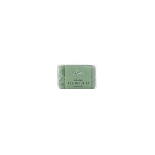 hanf & natur Hanf und Natur - Peeling-Seife - 100 g
