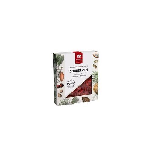 Taiga Naturkost - Goji-Beeren - Bio - Rohkost-Qualität - 70 g