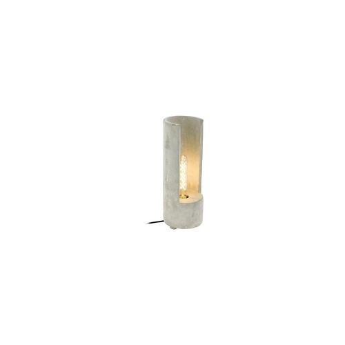 Eglo Tischlampe Vintage EGLO LYNTON Beton H 370mm E27