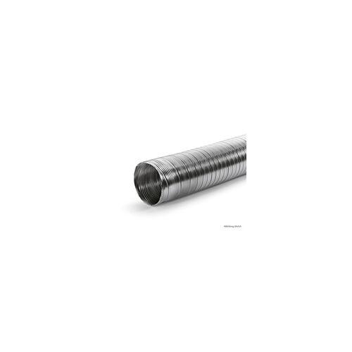 Naber A-PXO Alu-Flexschlauch rund, Schlauch, Ø 203 mm, gestauchte Länge 800 mm