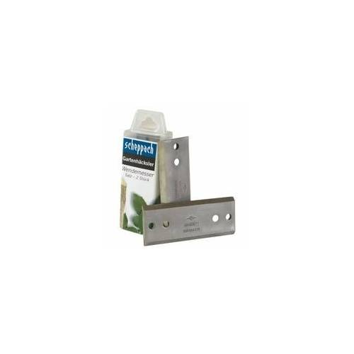 Scheppach Ersatzmesser für Gartenhäcksler Biostar 3000