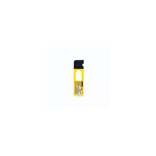 BRÜCK RALI Ersatzmesser 30mm Hartmetall (gelb)