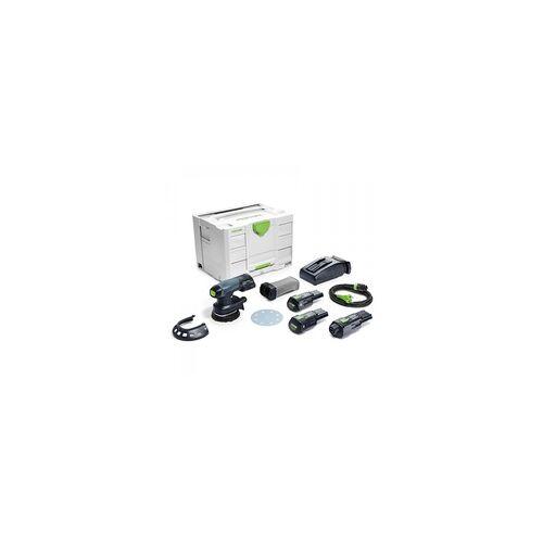 Festool Exzenterschleifer ETSC 125 Li 3,1 I-Set