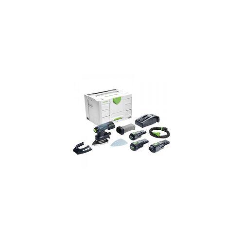 Festool Akku-Deltaschleifer DTSC 400 Li 3,1 I-Set