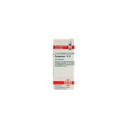 DHU-ARZNEIMITTEL PYROGENIUM D 12 Globuli