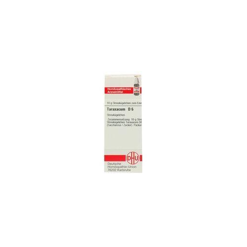 DHU-ARZNEIMITTEL TARAXACUM D 6 Globuli