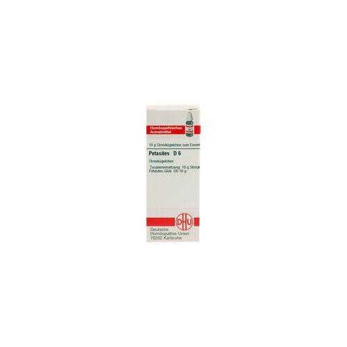 DHU-ARZNEIMITTEL PETASITES D 6 Globuli