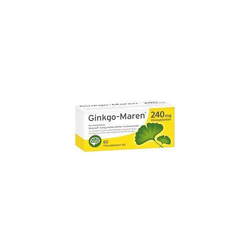 Hermes Arzneimittel Ginkgo-Maren 240mg