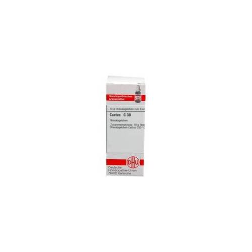 DHU-ARZNEIMITTEL CACTUS C 30 Globuli