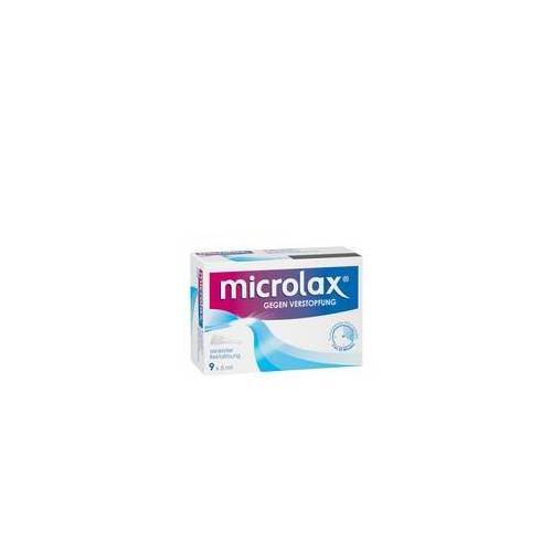 Johnson & Johnson GmbH (OTC) microlax GEGEN VERSTOPFUNG