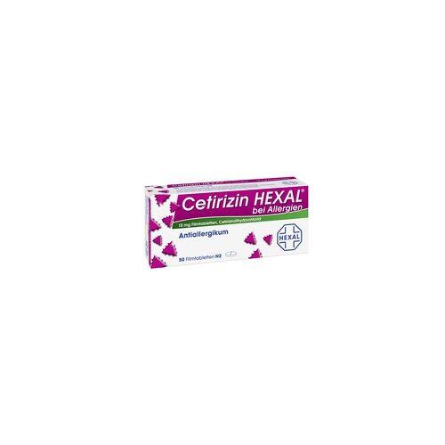 Hexal Ceterizin HEXAl bei Allergien