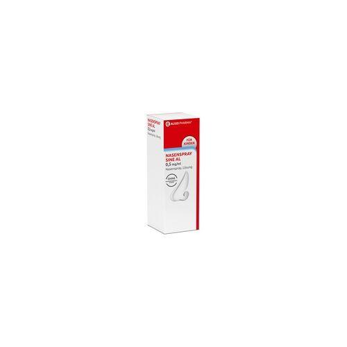 Aliud NASENSPRAY sine AL 0,5 mg/ml Nasenspray
