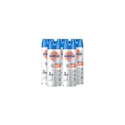 SAGROTAN Hygiene-Spray 5er Set
