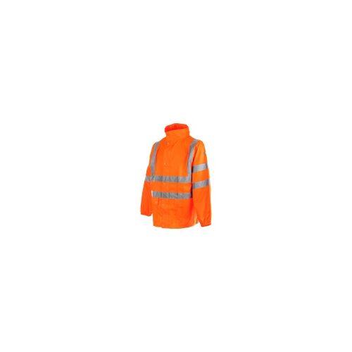 Würth MODYF Warnschutz Regenjacke EN 20471 3.2 orange