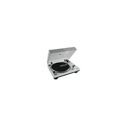 Omnitronic BD-1380 Silver USB Plattenspieler