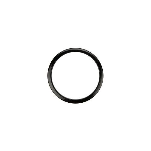 Bass Drum Os HBL6 Black 6 Lochverstärkung für BD-Fell