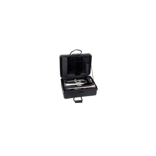 Pro-Tec Protec PB-301F Koffer für Flügelhorn und Trompete mit Zubehörfach