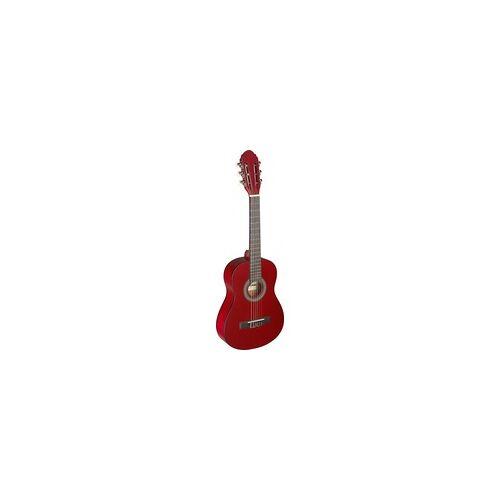 Stagg C-405 M RED 1/4 Kinder Gitarre - Red