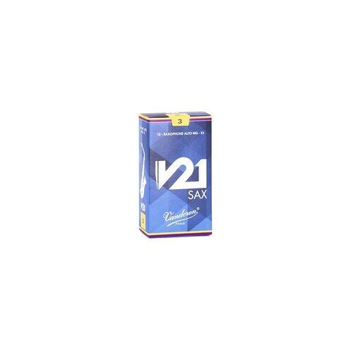 Vandoren V21 Saxophon Alt 3,0 Einzelblatt