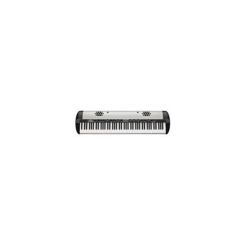 Korg SV-2 88S Schwarz/Silber Stagepiano mit Lautsprecher