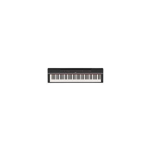 Yamaha P-121 B Black Portables Digitalpiano