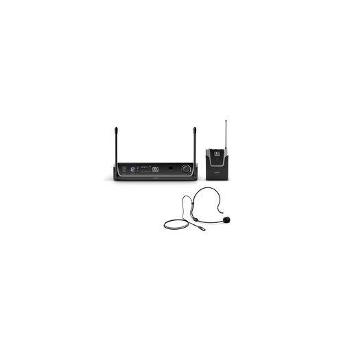 LD Systems U308 BPH Funkmikrofon mit Headset