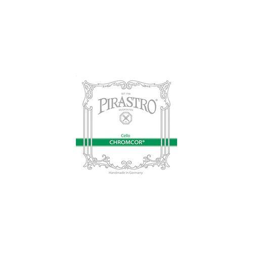 Pirastro Chromcor Cello 1/2 - 3/4 - D Chromstahl auf Stahl