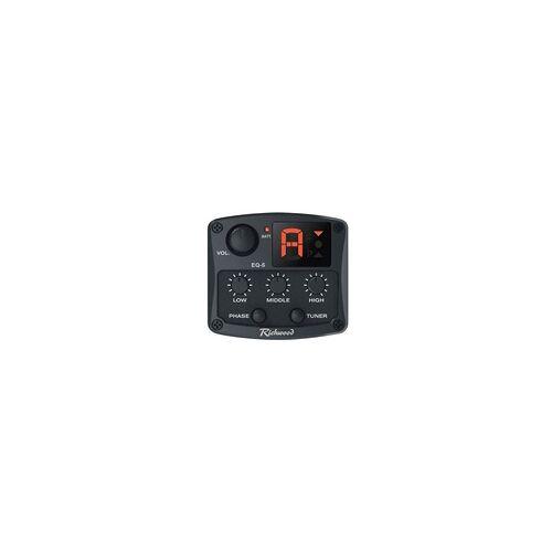 Richwood EQ-5 3 Band Piezo Tonabnehmersystem