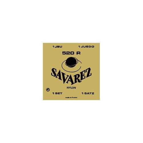 Savarez 520 R Standard Tension Konzertgitarrensaiten