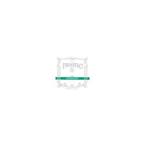 Pirastro Chromcor Cello 1/2 - 3/4 - Set Chromstahl auf Stahl