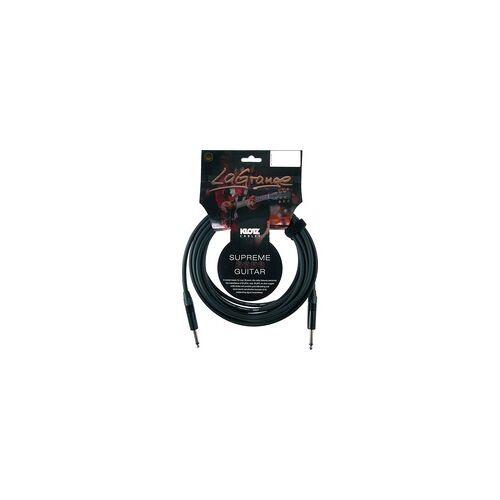 Klotz La Grange Gitarrenkabel 3,0 KK 3,0 Meter - Klinke/Klinke